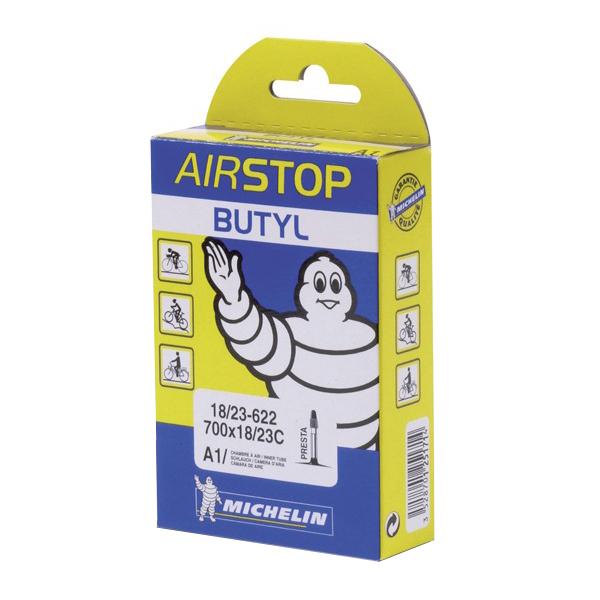 Michelin Fiets Binnenband Airstop A1 - 18/23-622 - Presta Ventiel 40mm