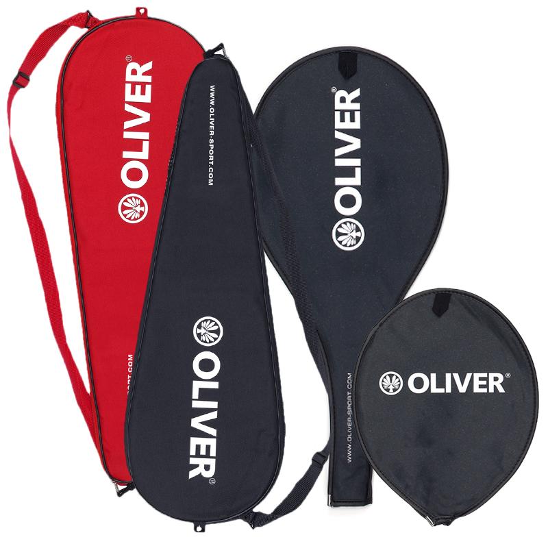 Image of   Oliver 1/4 Badminton Racket Cover - Sort