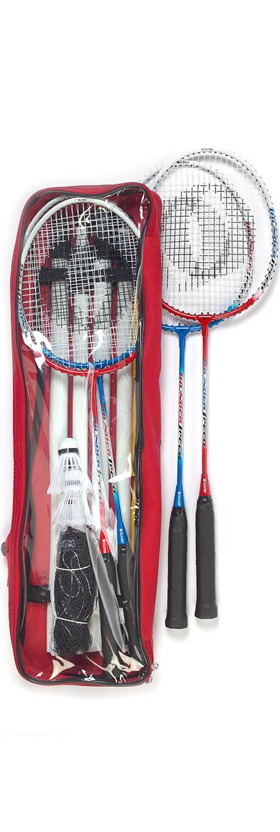 Image of   Oliver 4 Piece Badminton sæt
