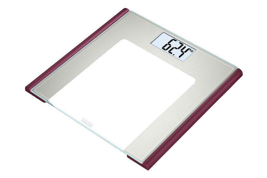 Image of   Beurer GS 170 Kropsvægt Scales - Ruby