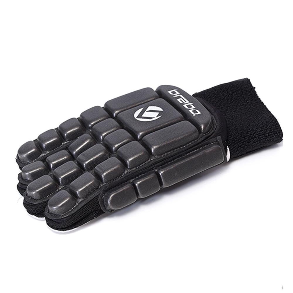 Image of   Brabo F3 Glove Full Finger LH - Sort