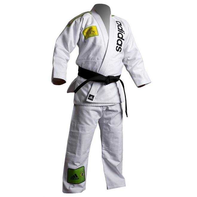 Image of   Adidas Brazilian Jiujitsu Gi JJ500rio