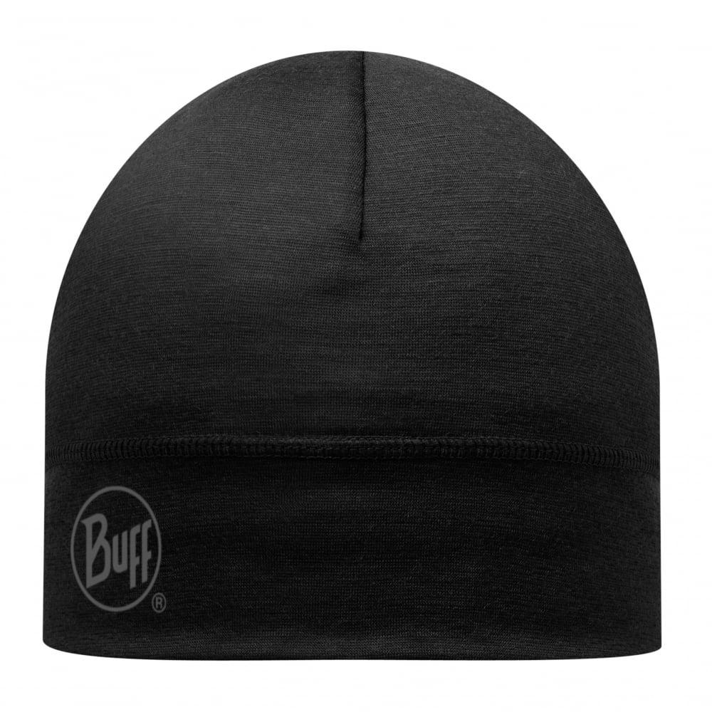 Image of   Buff Merino Wool 1 Layer Hat - Solid Sort