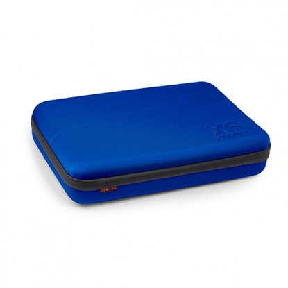 Xsories Capxule soft case - Large - Blauw