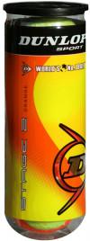 Dunlop Mini Tennis Oranje / Geel 3 st.