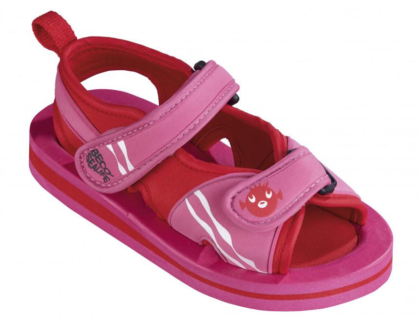 6e42435fc4b70 Beco SEALIFE Sandal - Pink - Girls - Junior kopen - Justathlete.nl