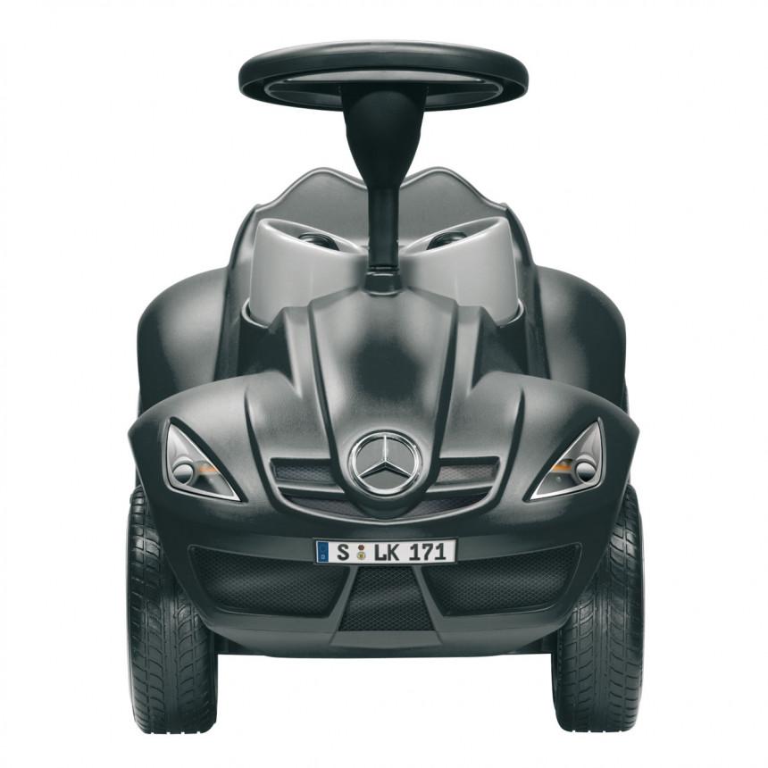 Big Bobby Mercedes Slk Benz Loopauto Zwart Kopen