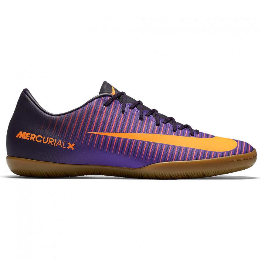 new concept d8c79 2001b Nike Mercurial Victory VI Voetbalschoenen - Paars  Oranje