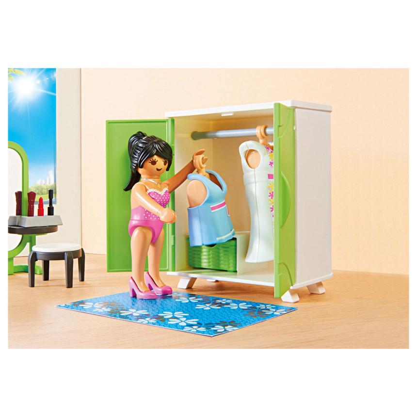 Playmobil 9271 Slaapkamer met Make-up Tafel kopen