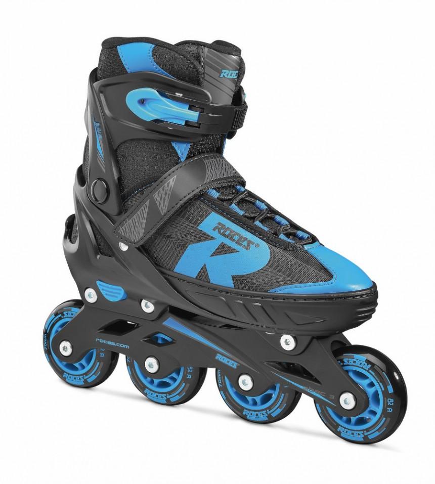 132708aa1ce Roces jokey 2.0 Inline Skates - Jongens - Zwart / Blauw kopen ...