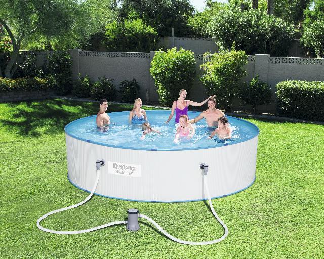 Bestway hydrium herm zwembad rond cm kopen
