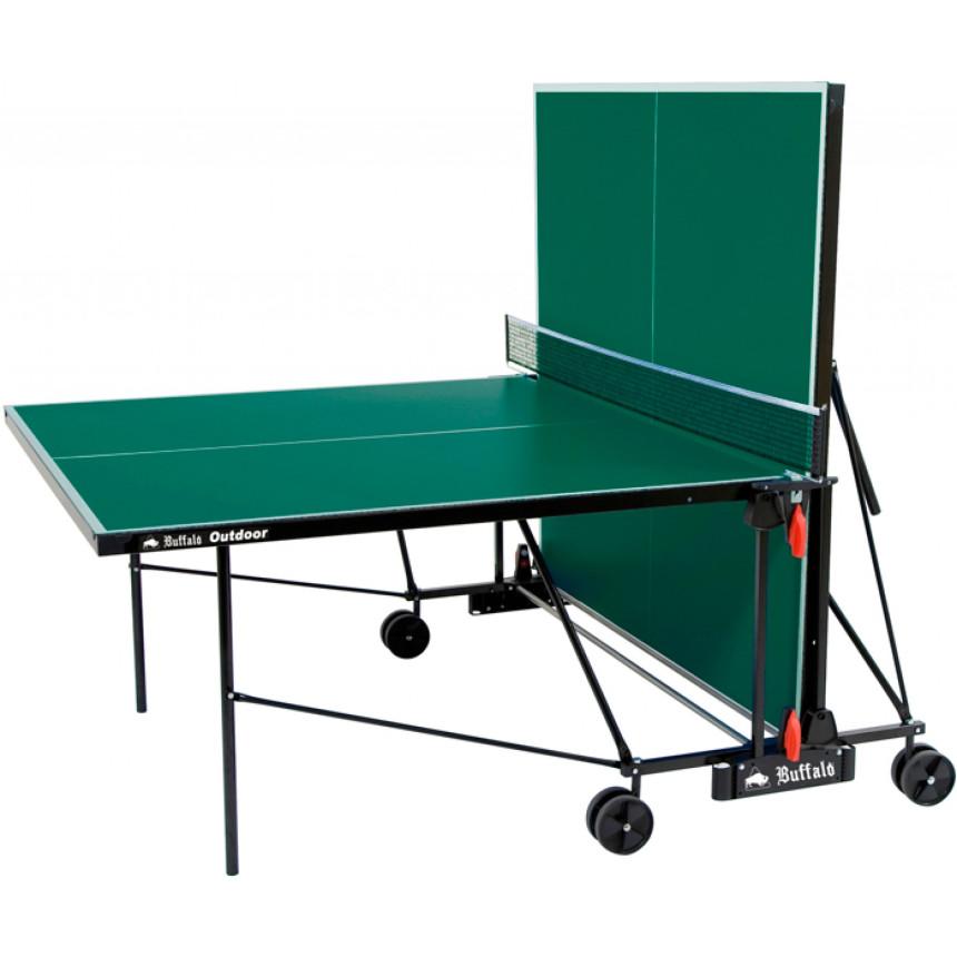 Buffalo Basic Outdoor Table tennis table selftrainer