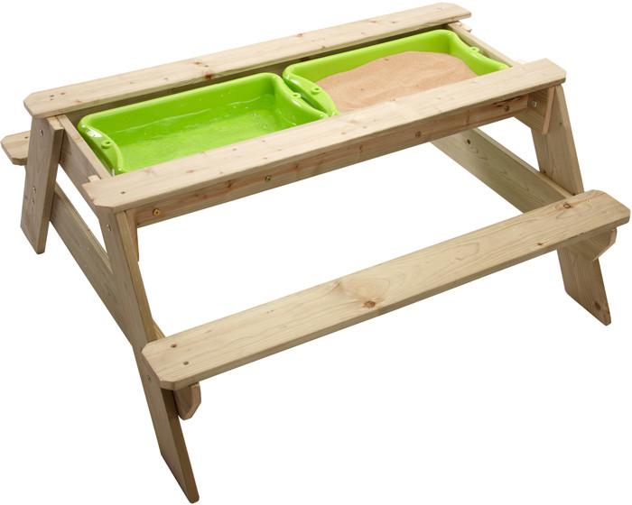 TP Picknick Tafel zandbak voor 4 JOY water- en zandbak