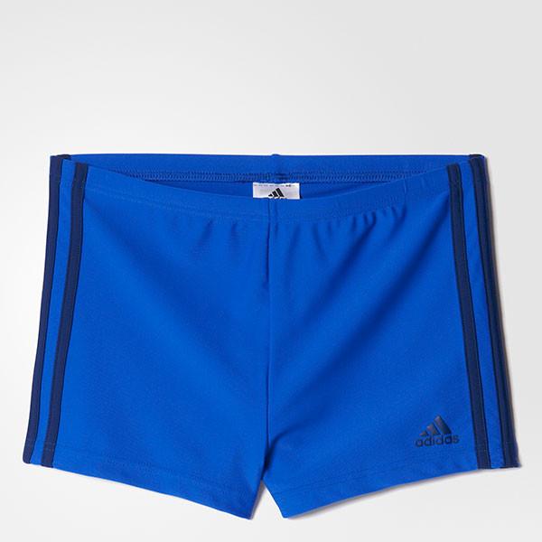 66668930ed3 Adidas 3-Stripes Zwembroek - Heren - Bold Blauw / Unity Ink kopen ...