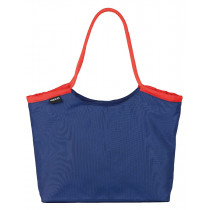 Beco Beach Bag - Navy / Red