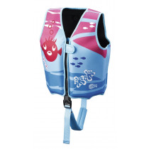 Beco Sealife Swim Jacket - Blue / Pink