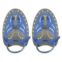 Beco Flex Handpaddles - Grey / Blue