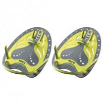 Beco Flex Handpaddles - Grey / Yellow