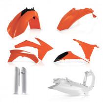 Acerbis KTM EXC/EXC-F 2012-2013 - Full Plastic Kit - Replica