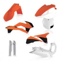 Acerbis KTM SX-F 2013-2014 - Full Plastic Kit - Replica