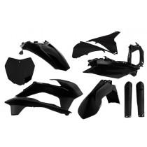 Acerbis KTM SX-F / SX 125/144/150 / SX 250 2015 - Full Plastic Kit - Zwart