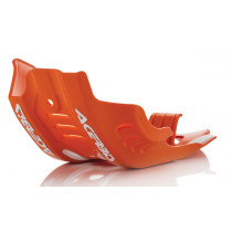 Acerbis KTM SX-F 450 Skid Plate - Orange