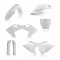 Acerbis Husqvarna TC/FC 2016-2018 Full Plastic Kit - Wit
