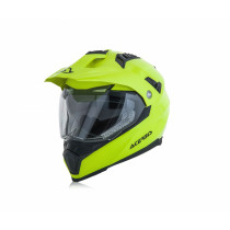 Acerbis Flip FS-606 Helm - Fluo Geel