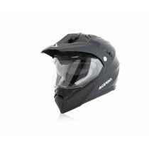 Acerbis Flip FS-606 Helm - Mat Zwart