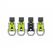 Acerbis X-Rock MX Laarsgesp Kit - Fluor Geel
