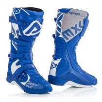 Acerbis X-Team Motorlaarzen - Blauw / Wit