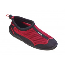Beco Water Shoes - Red / Black
