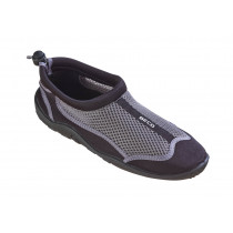 Beco Water Shoes - Silver / Black