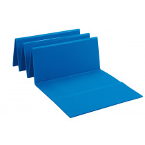 Beco Foldable PE-Mat - Blue
