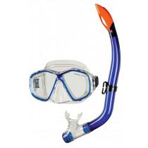 Beco Bari Snorkel Set - Junior - Blue