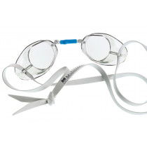 Malmsten Anti Fog Swimming Goggles Competition - Senior - Transparent