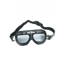 Booster Mark 4 Motorbril - Zwart