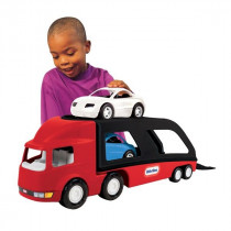 Little Tikes Autotransporter - Rood / Zwart
