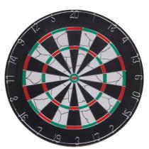 Dartboard Flocked 2,5 Cm Met 6 Darts