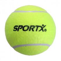 Sportx Jumbo Tennisbal L - Geel