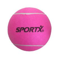 Sportx Jumbo Tennis bal Xl Roze