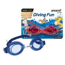 Sportx Kids Chloorbril Comfort