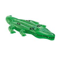 Intex Ride-On Giant Krokodil 203 cm