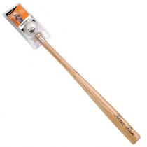 Baseball Set Houten knuppel + bal 30 inch
