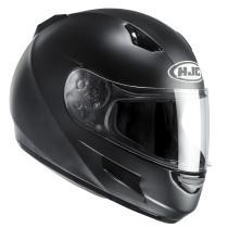 HJC CL-SP Motorhelm - Mat zwart