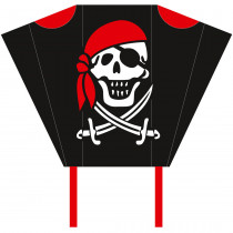 HQ Pocketsled Eenlijnsvlieger - Jolly Roger
