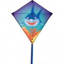 HQ Diamond Eddy Eenlijnsvlieger - Sharky
