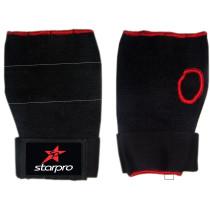 Starpro Super Binnenhandschoen met Voering - Zwart / Rood