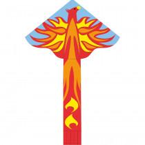 HQ Simple Flyer Phoenix - Blauw / Rood