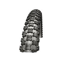 Schwalbe Buitenband 16 x 2.125 57 - 305 Mad Mike kg - Zwart